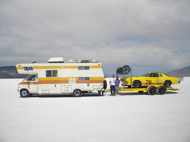 Bonneville Salt Flats 2016